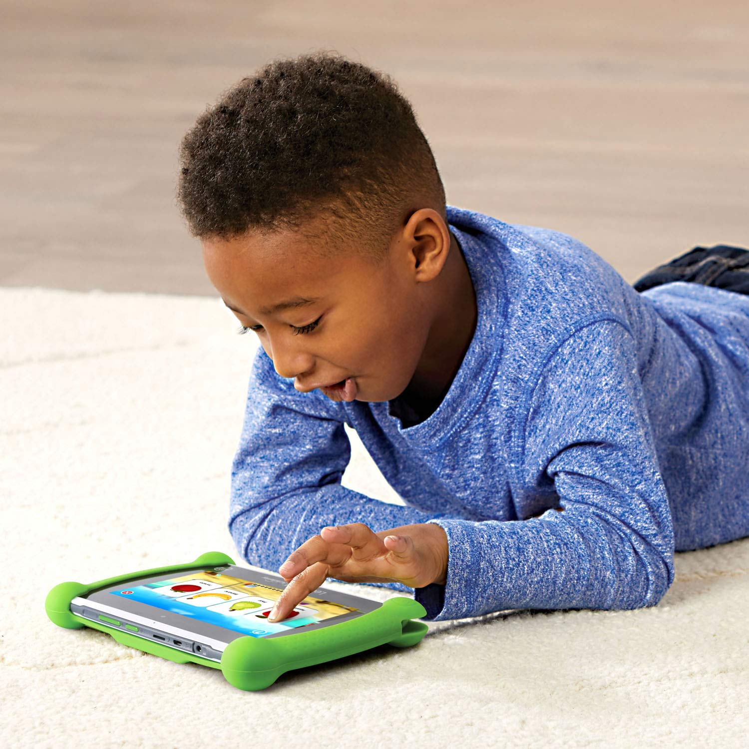 LeapFrog LeapPad Academy Kids' Learning Tablet, Green by LeapFrog (Image #7)