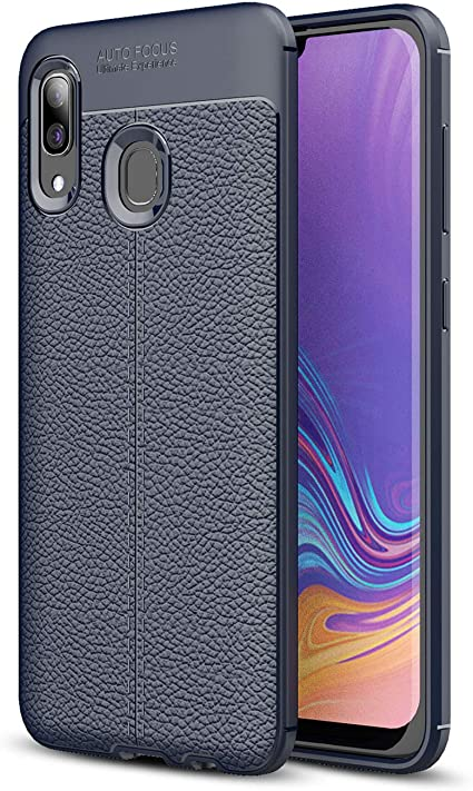 TianSY Funda Samsung Galaxy A20, Ultra Delgado Resistente a los ...