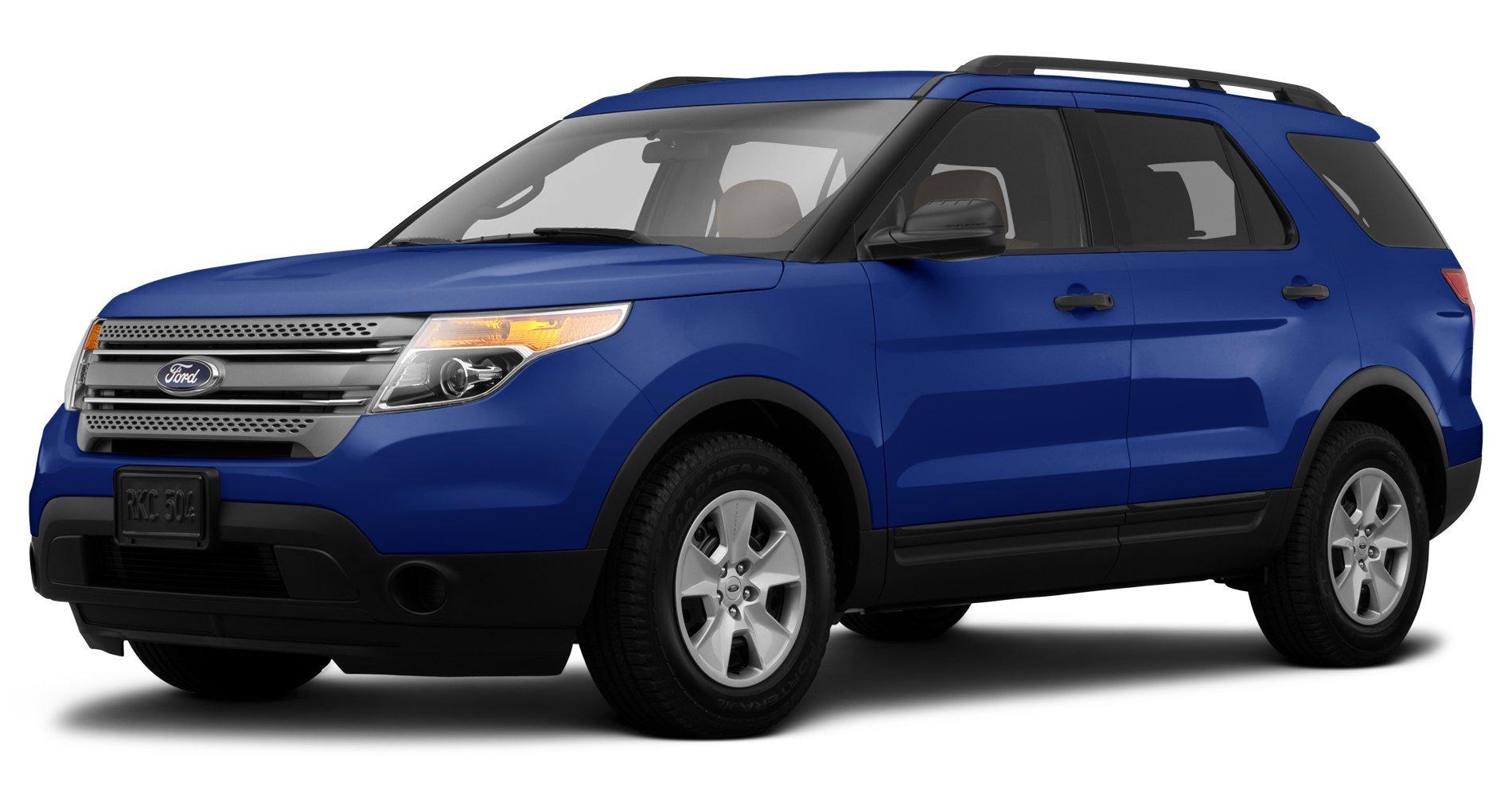2014 ford explorer base 4 wheel drive 4 door