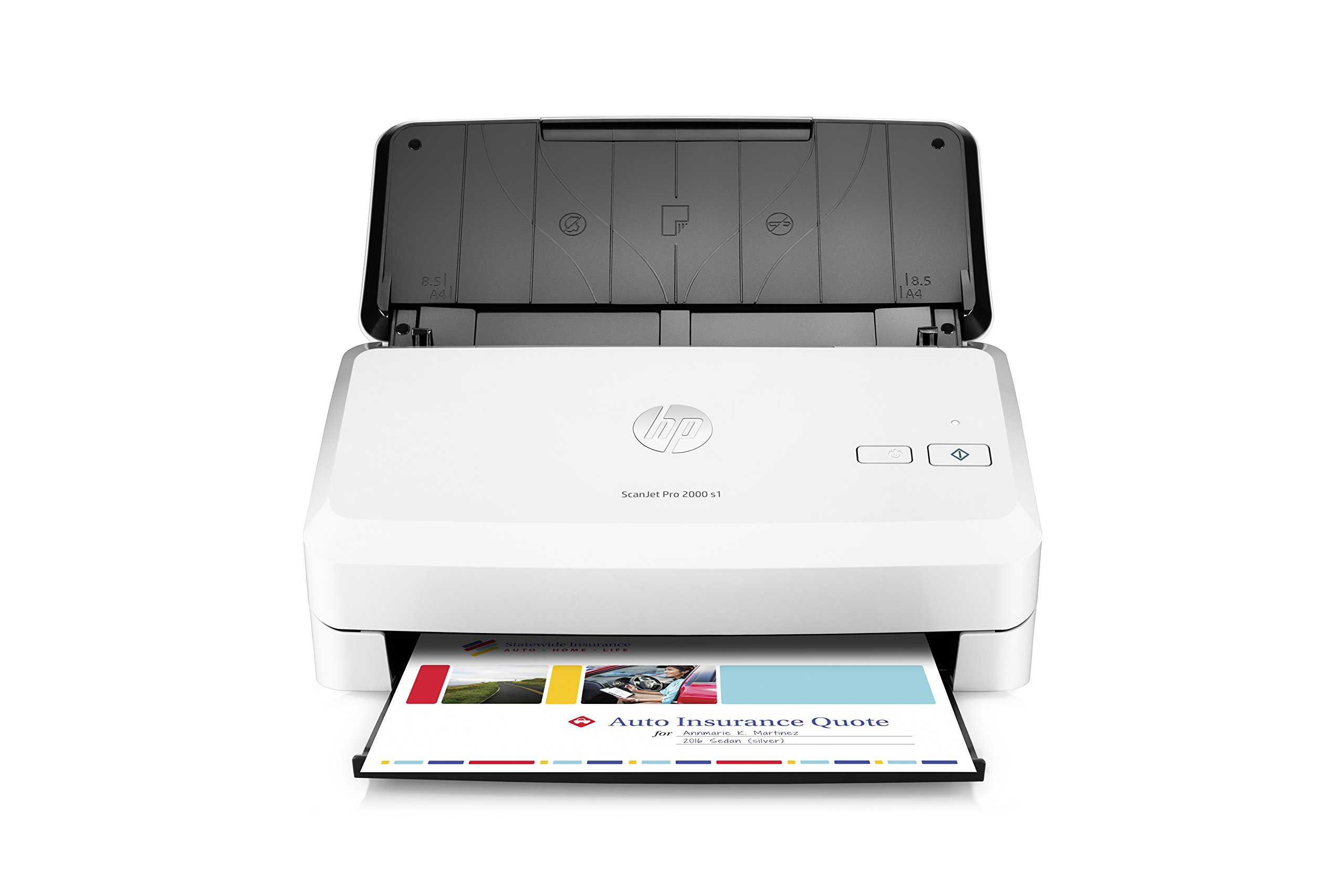 HP ScanJet Pro 2000 s1 Sheet-feed OCR Scanner