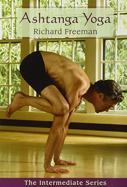Ashtanga Yoga: The Intermediate Series DVD NTSC Reino Unido ...