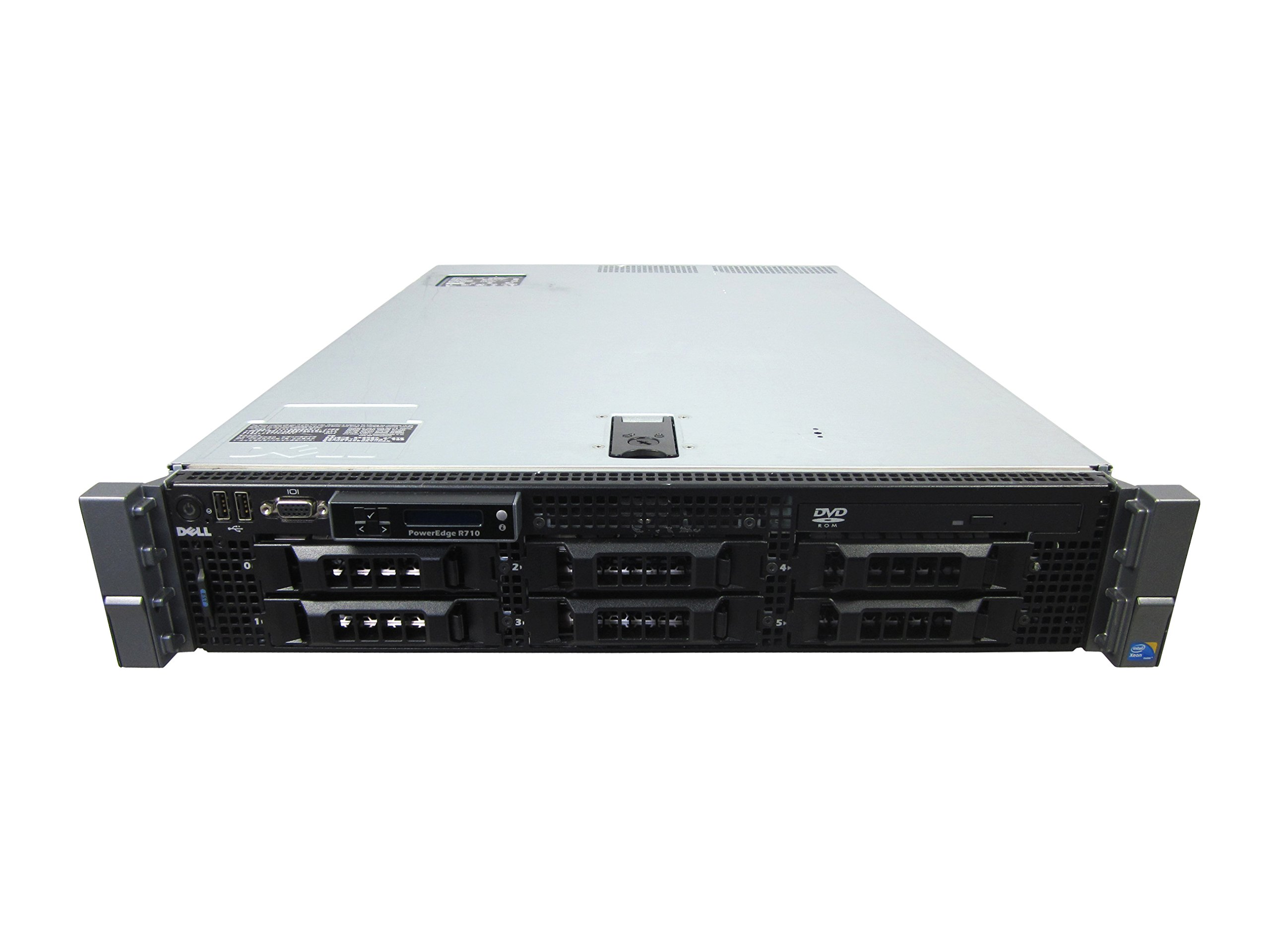 High-End Virtualization Server 12-Core 128GB RAM 12TB RAID Dell PowerEdge R710 (Certified Refurbished) by TechMikeNY (Image #2)