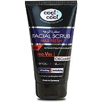 Cool Cool Aqua Face Scrub for Men 150ml
