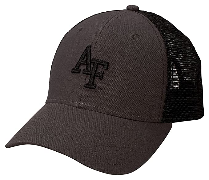 badd8b2e1b3dc NCAA Air Force Falcons Adult Unisex Industrial Canvas Mesh Cap Adjustable  Size