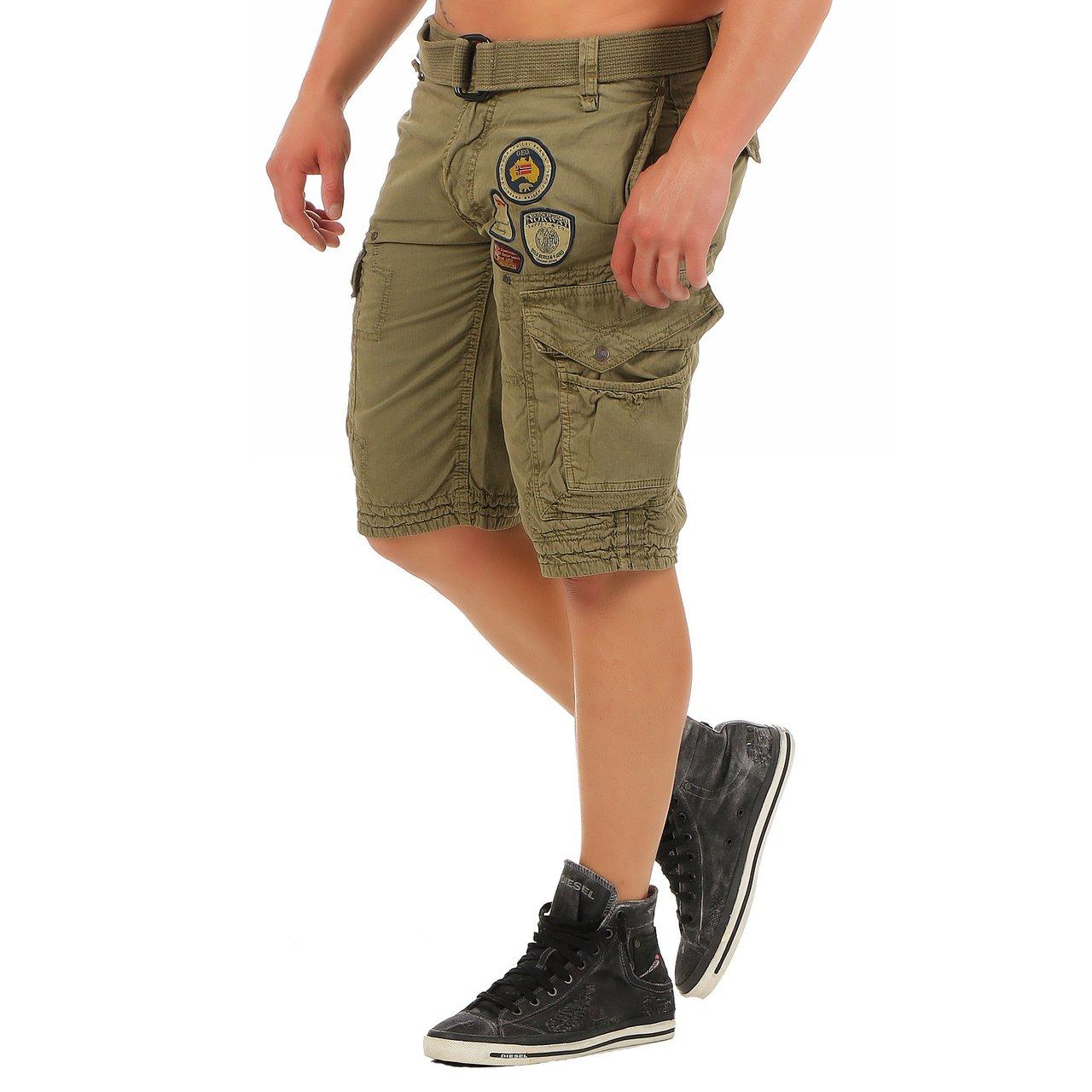 TALLA S. Geographical Norway - Pantalón Corto - para Hombre