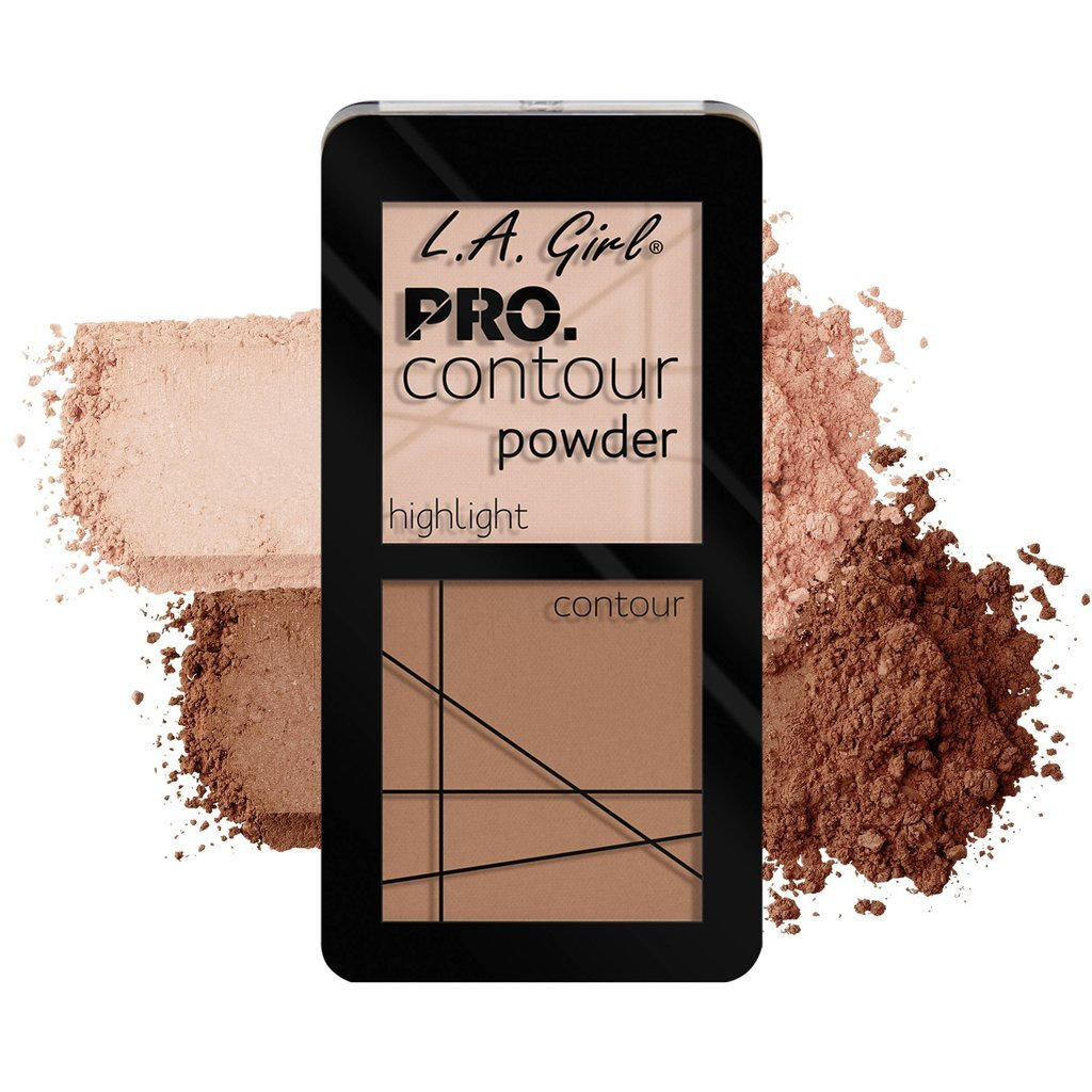 L.A Girl Deep Pro Contour Cream, Multicolor, 4.4g