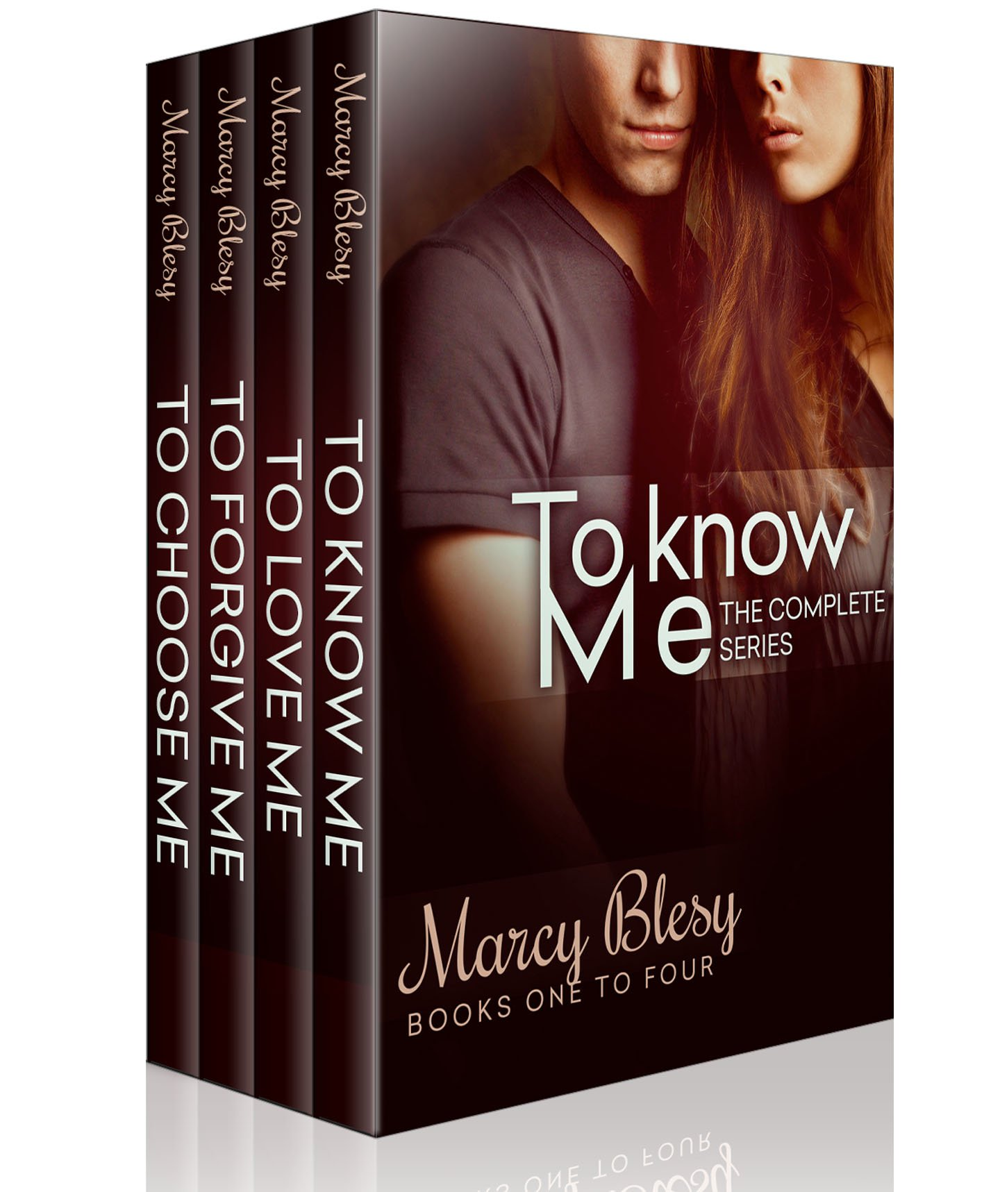 To Know Me (The Complete Series Books 1-4) (English Edition)