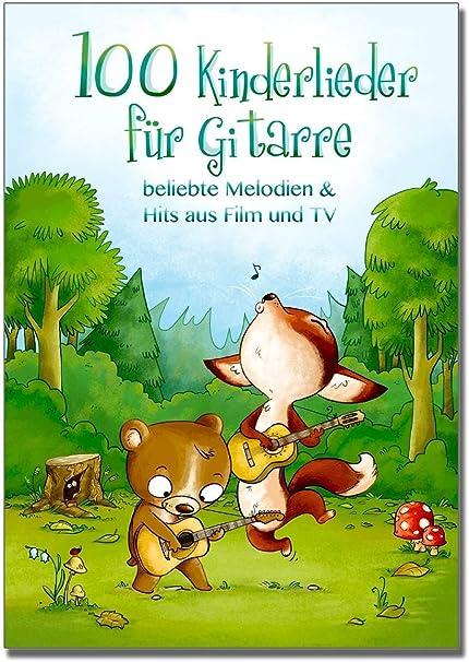 100 niños Canciones para guitarra – 100 canciones de niños ...