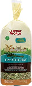 Living World Timothy Hay, 20-Ounce