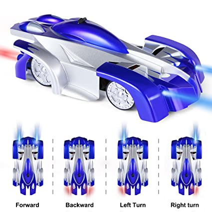 Rc Car Gotechod Remote Control Car 360 Rotating Wall Climbing Mini