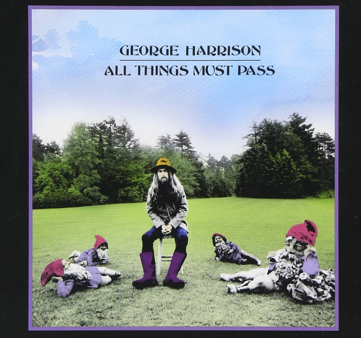 amazon all things must pass 30th ann dig george harrison
