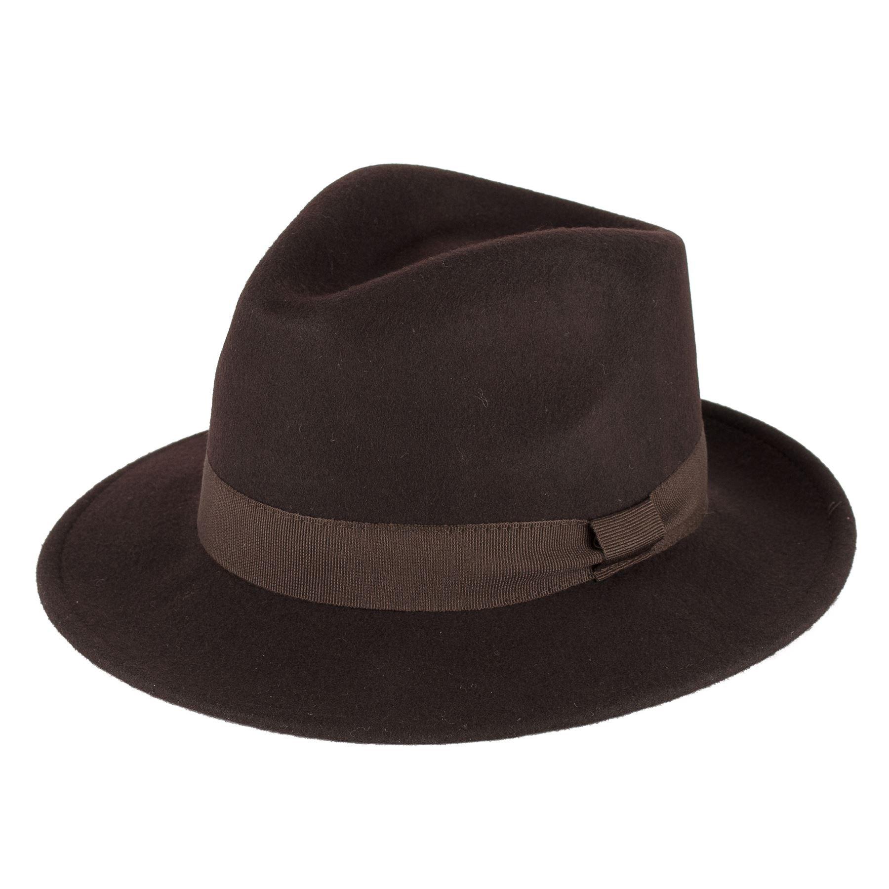 I piu votati nella categoria Cappelli Fedora da uomo   recensioni ... faeb20a26f15