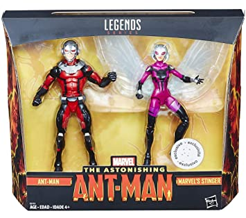 Marvel Legends Ant-Man and Stinger 6-Inch Action Figures 2-Pack -