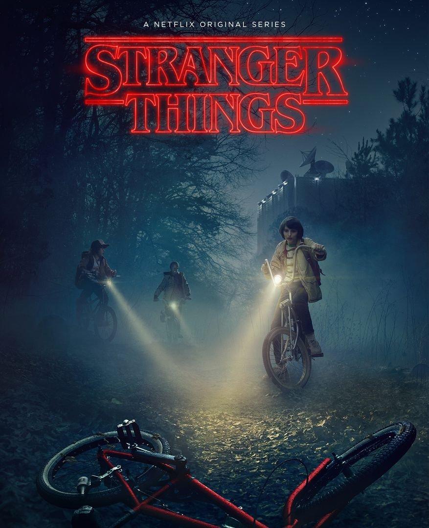 Stranger Things Season 1 (24x30 inch, 60x74 cm) Silk Poster ...