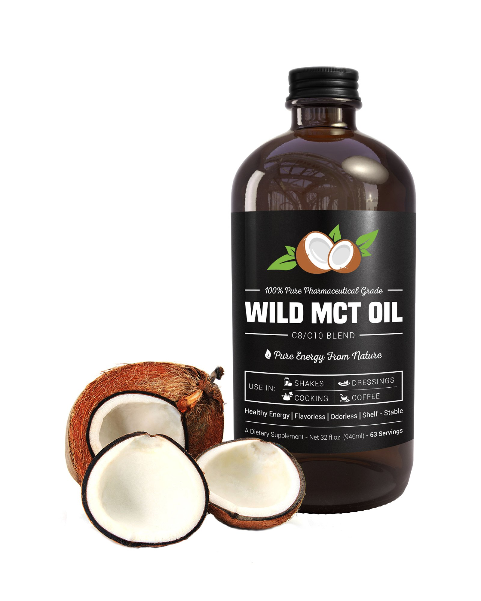 Best Rated In Mct Oil Nutritional Supplements Helpful Customer