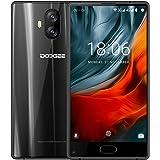 Smartphone in Offerta, DOOGEE MIX Lite Android 7.0 Telefonia Mobile - 5.2 Pollici Bezel-less Schermo 4G Telefoni Cellulari con 2GB RAM+16GB ROM - 3080mAh e 13MP + 8.0MP - Nero