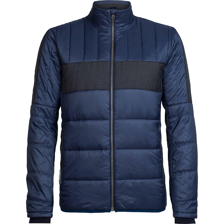 アイスブレーカー アウター ジャケット&ブルゾン Mens Stratus X Jacket Midnight N [並行輸入品] B0765T97V5