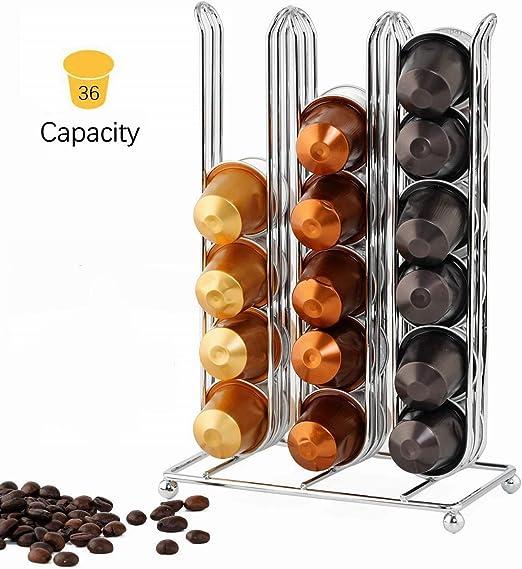 Coffee Pod Storage Drawer for Coffee Capsules Keurig Nespresso Organizer Holder