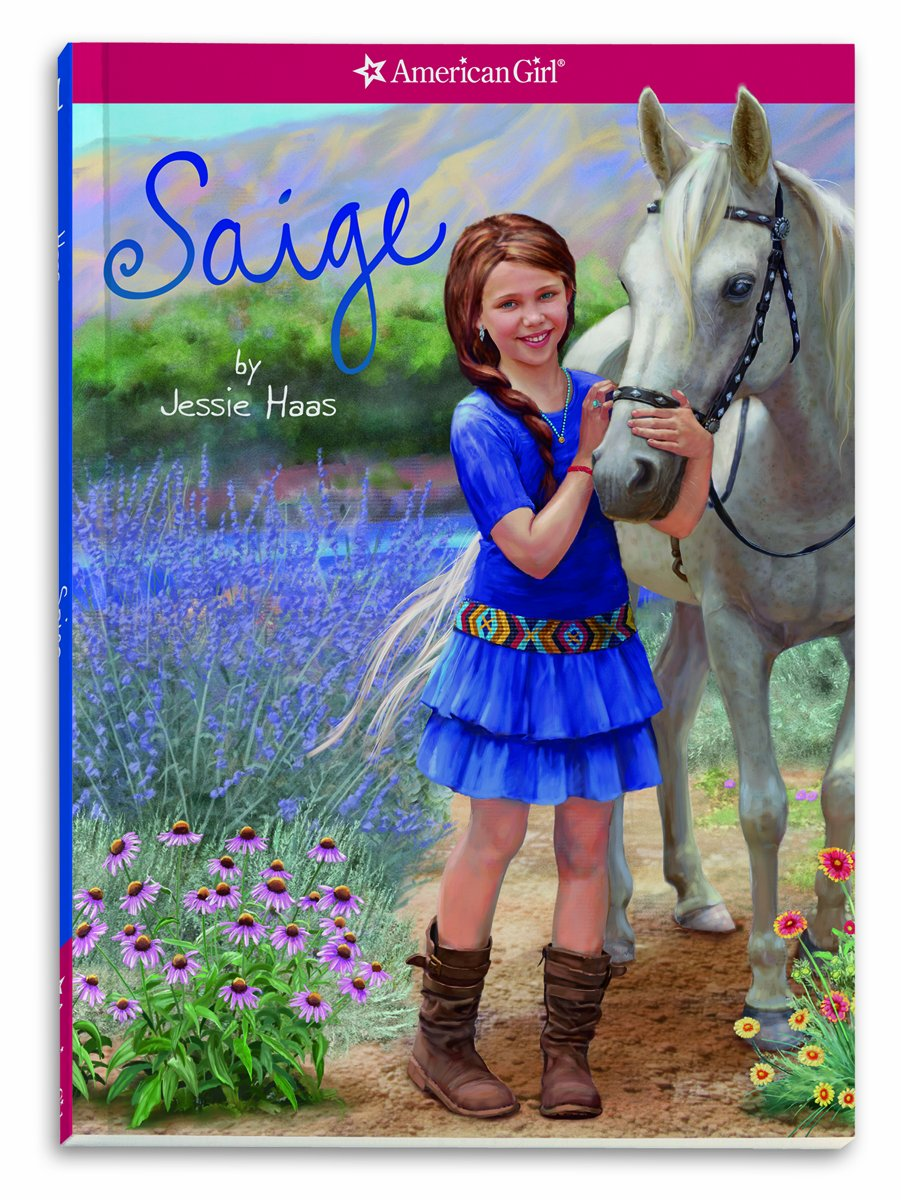 Saige American Girl Today Jessie product image