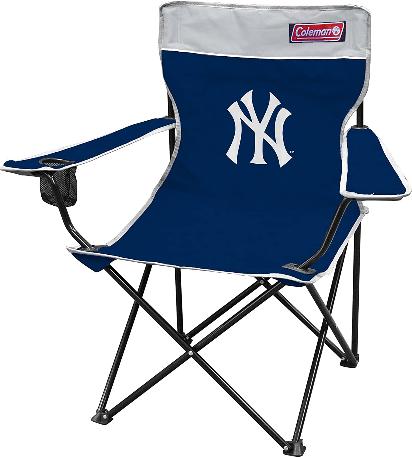 Amazon MLB Colorado Rockies Broadband Quad Chair