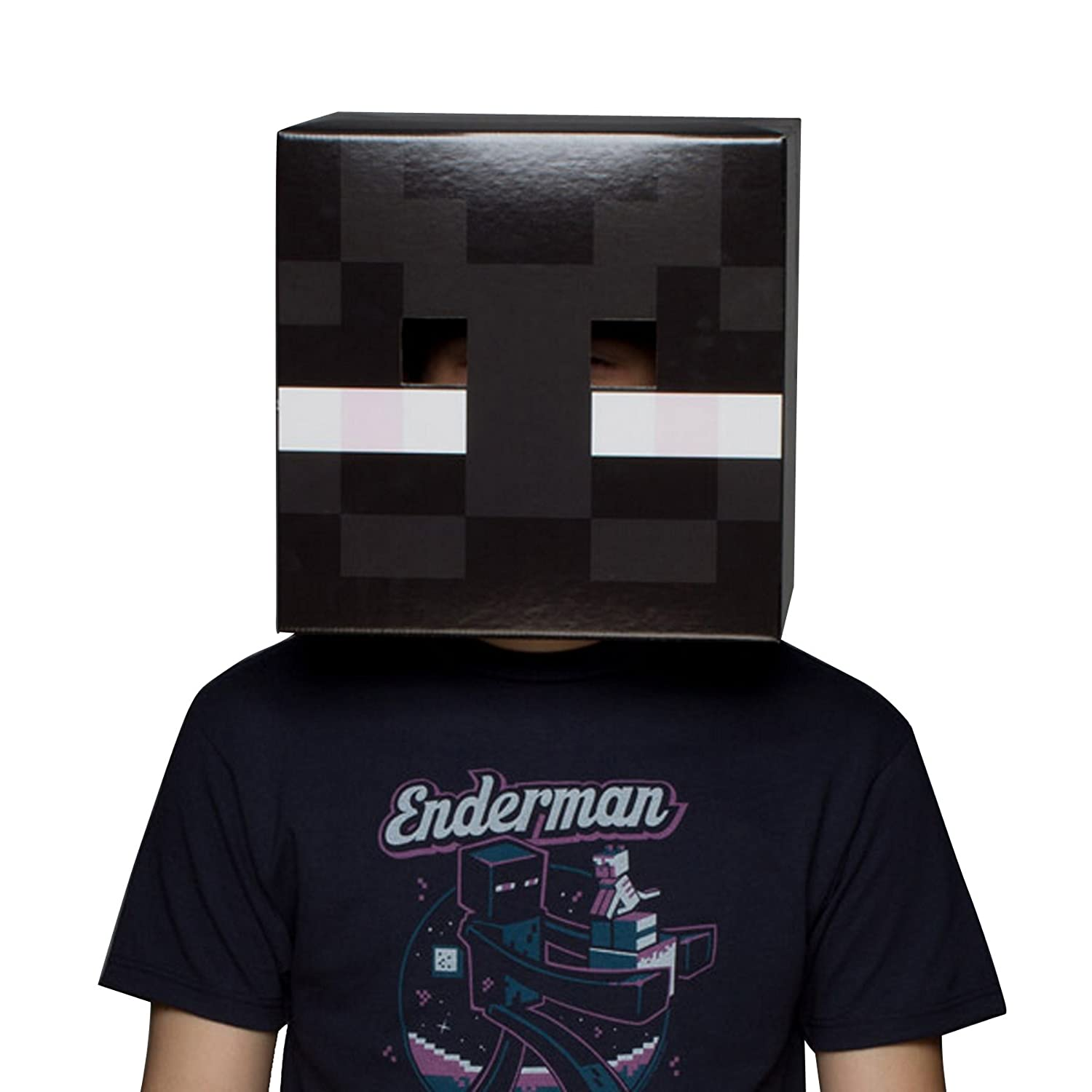 Minecraft Heads Enderman Amazon Ca Toys Games