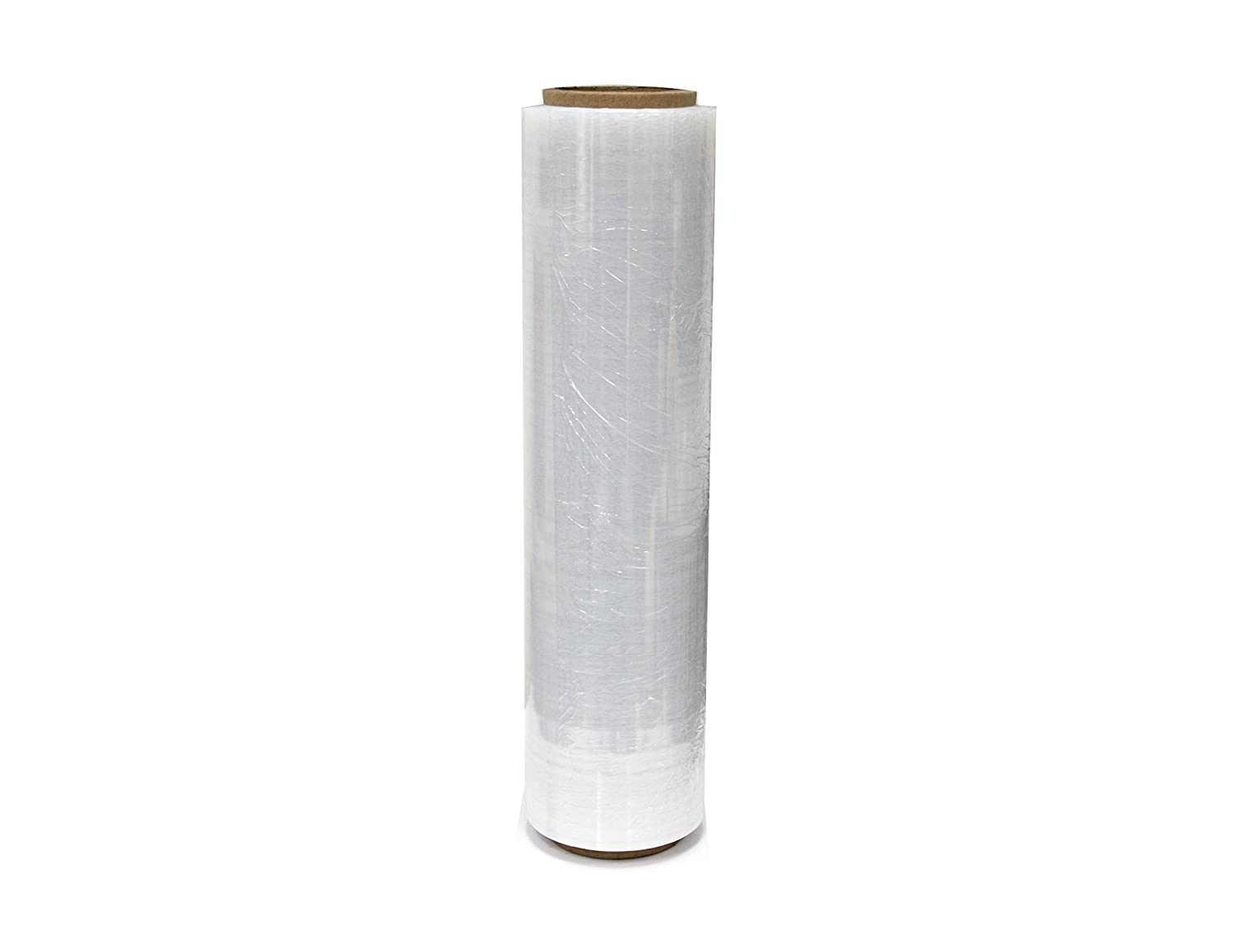 Absolute USA Single Original Roll Clear Plastic Film Pallet Shrink Wrap 18 x 1500 sq. ft. (SW181C) Absolute USA Inc.