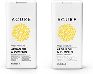 product image for Acure Mega Moisture Shampoo - Argan Oil & Pumpkin, 12 OZ. Pack-2