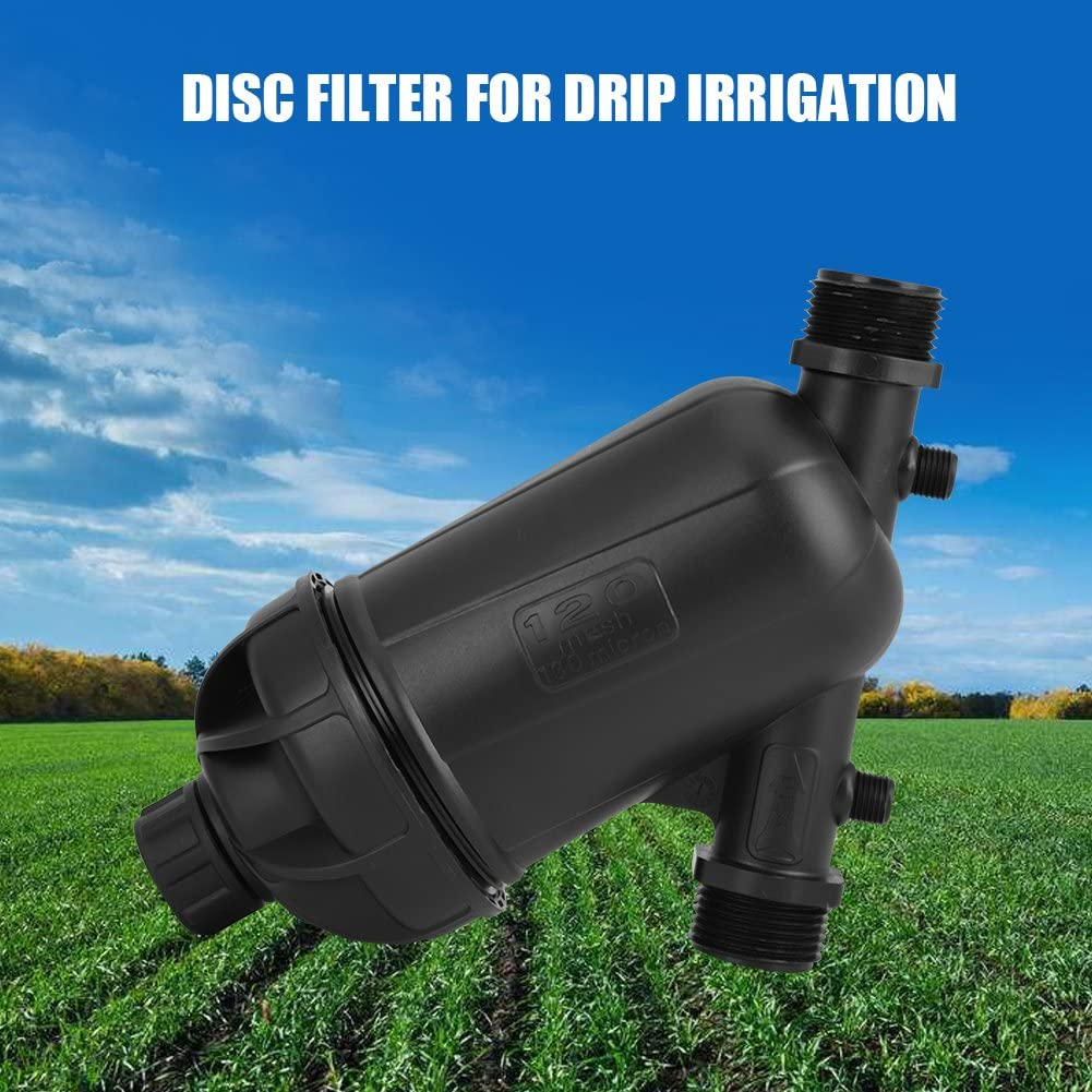 120 Mesh 130 Micron Level Disc Filter Accessories for Farmland ...