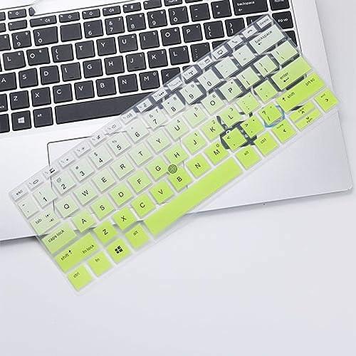 TOIT Tastaturschutz fur HP EliteBook Elitebook 830 G5 735 G5 G6 X360 1030 G3 13 3 Zoll 3 cm Weis
