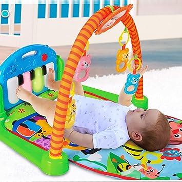 Infant Activity Center Baby Gym Playmat Floor Mat Newborn Kids Fun Toys Play Toy
