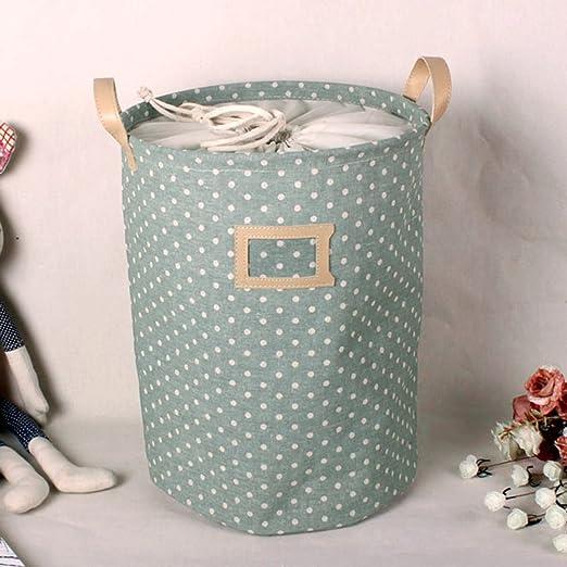 Impermeable Plegable Bolsa de lavandería Ropa Sucia Cesta Ropa de ...