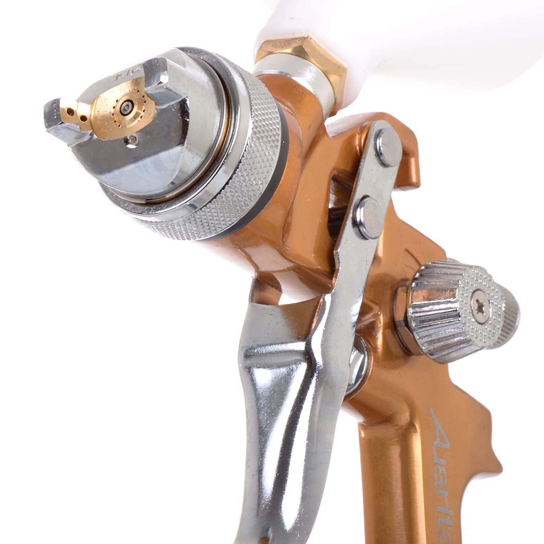 Auarita Gold 1,4 mm D/üse Spritzpistole Lackierpistole