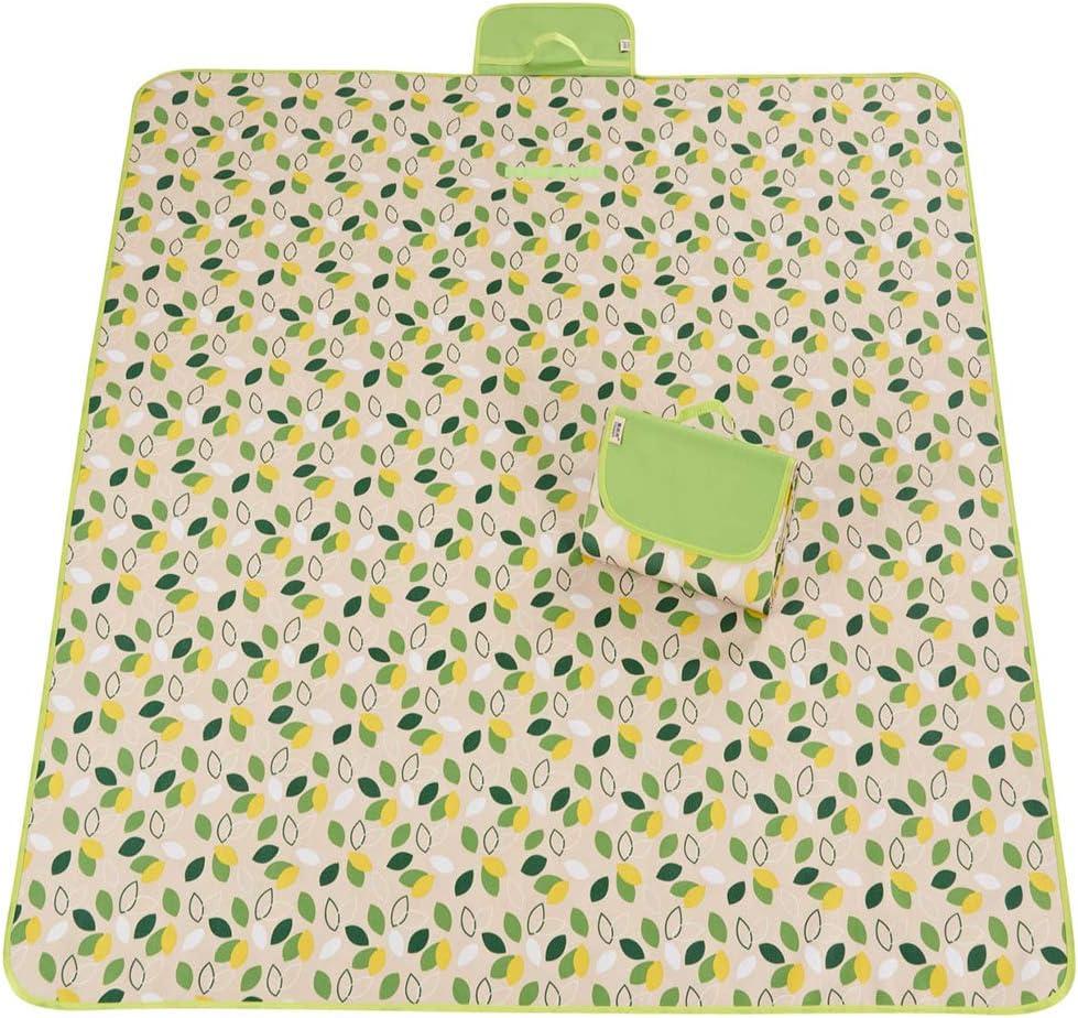 Beach Blanket, Portatile Impermeabile Picnic Coperta in più, Multi-Size Grande Beach Camping Mat Tappeto per Esterni, per Spiaggia/Campeggio/Picnic/Escursioni D