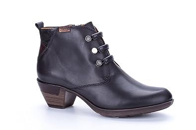Pikolinos Shoes Womens Rotterdam Blue (37)
