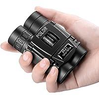 POLDR 8x21 Small Compact Lightweight Binoculars for Adults Kids Bird Watching Traveling Sightseeing.Mini Pocket Folding…