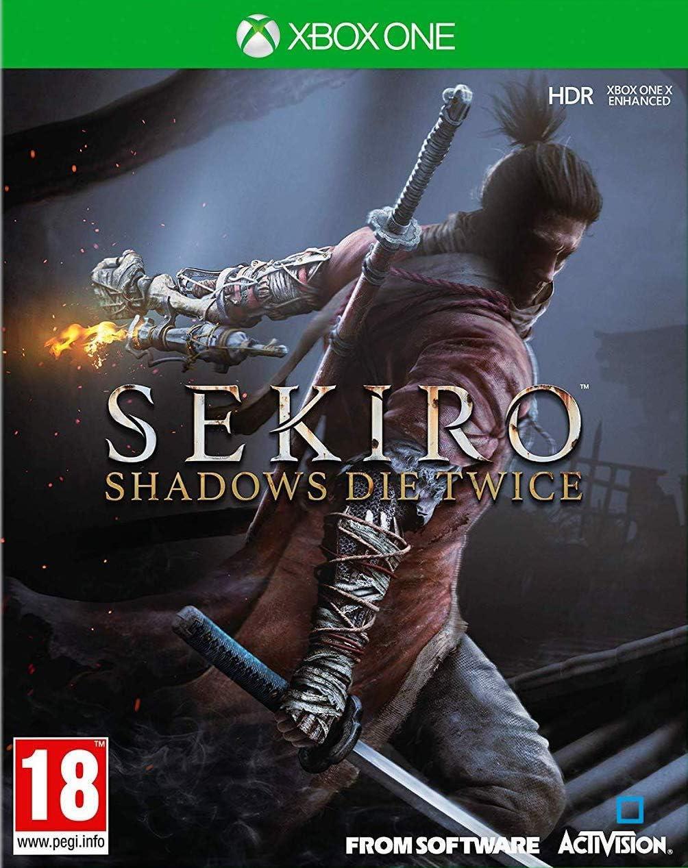 Sekiro: Shadows Die Twice [Importación francesa]: Amazon.es: Electrónica
