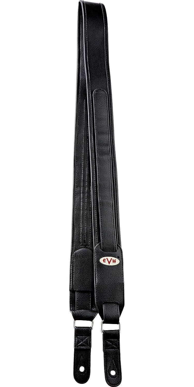 Amazon.com: EVH Premium Leather Guitar Strap: Musical Instruments