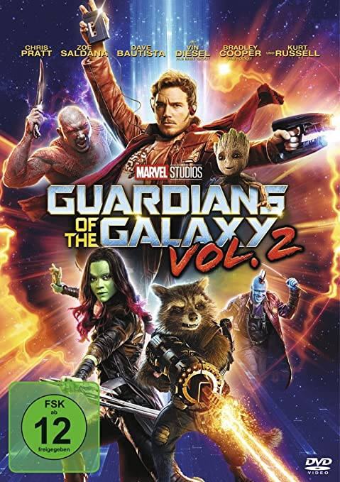 Guardians Of The Galaxy Vol. 2: Amazon.de: Chris Pratt, Zoe ...