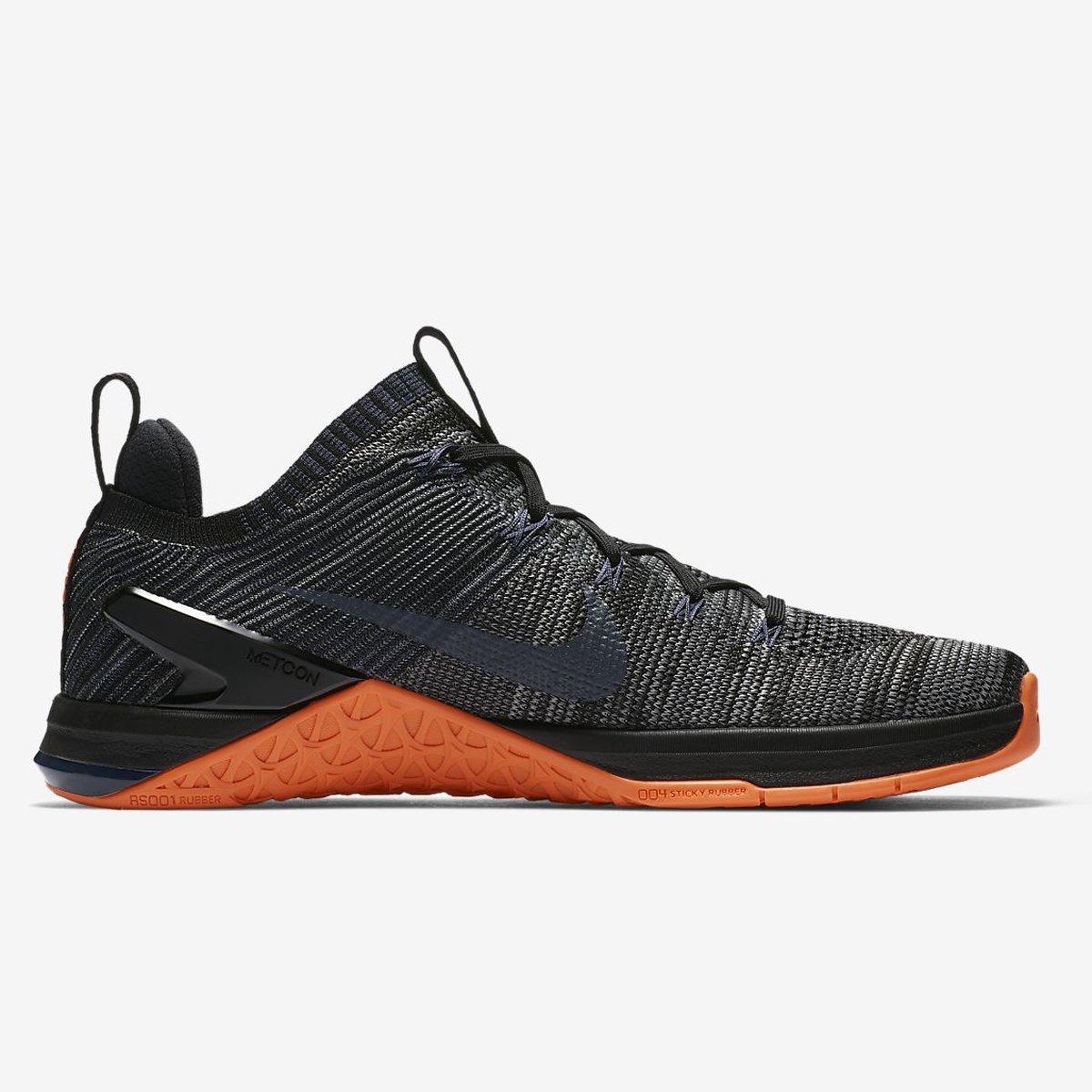 22f4fe4f0ad20 Men s Shoes Nike Metcon DSX Flyknit 2 Mens Training Shoe Black Hyper  Crimson 924423 005