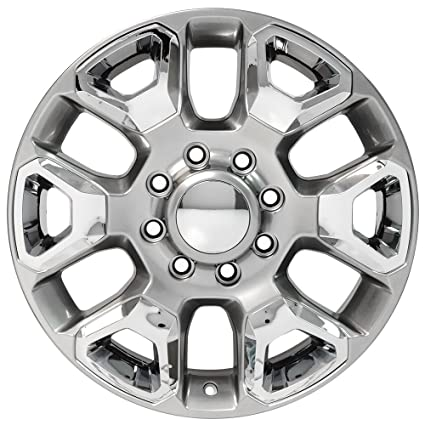 amazon oe wheels 20 inch fits dodge ram 1500 2500 3500 mega cab Dodge Ram 1500 2WD amazon oe wheels 20 inch fits dodge ram 1500 2500 3500 mega cab 8 lug dg66 20x8 rims hyper silver with chrome hollander 2562 automotive