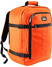 Cabin Max®️ Mini Metz 30l Underseat Carry On Luggage - 18x14x8 Weekender Bag - Ideal Backpack for Weekend Away/Short Breaks - Fits Qantas Airlines and Many More! 1.5lb