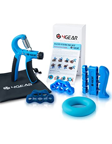 Hand Grip Strengthener Workout Kit  88lbs Adjustable Forearm Hand
