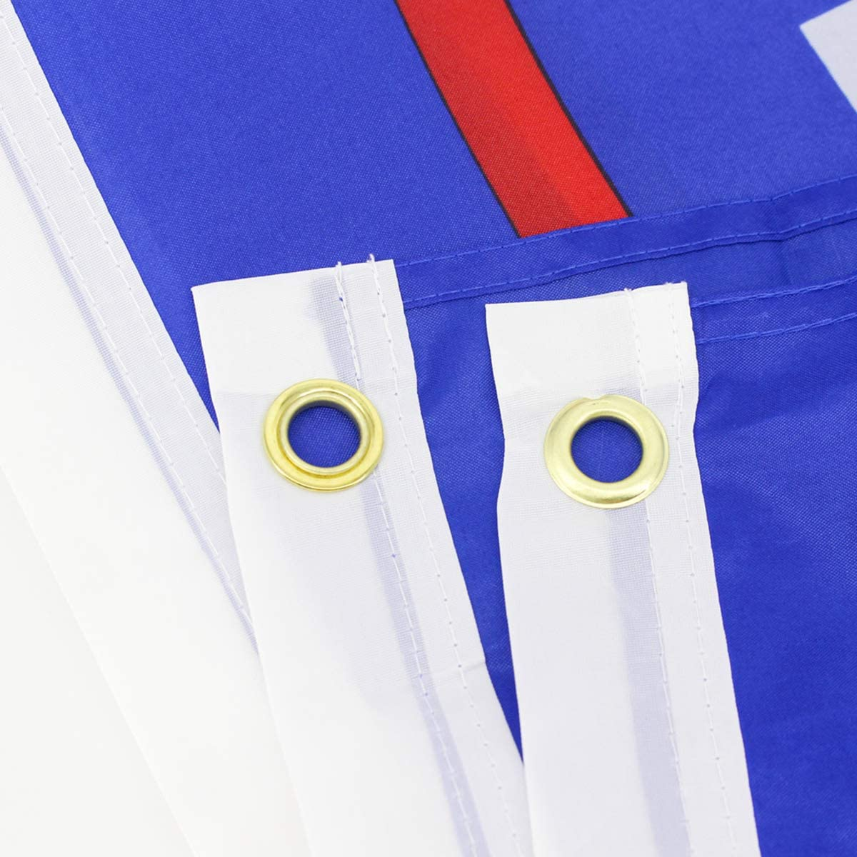 Oniche Trump Flag 3x5 Feet Donald Trump for President Printed Flag Vivid Color Polyester Flags with Brass Grommets Trump Flag 2