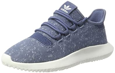 adidas Damen Tubular Shadow Sneaker, Blau Tech Ink/Crystal ...