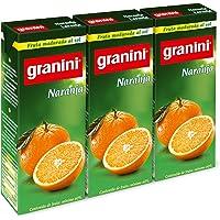 Granini Nectar con Zumo de Naranja - Pack de 3 x 20 cl - Total: