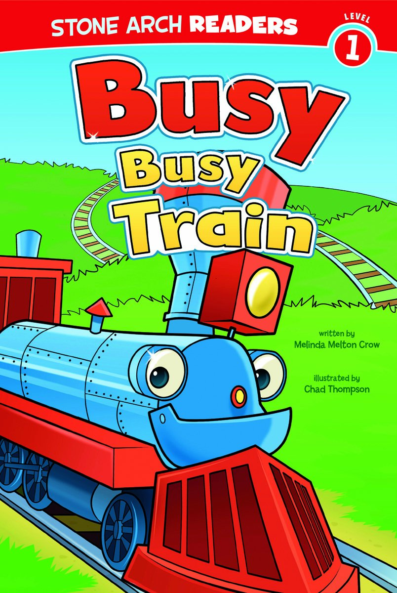 Busy, Busy Train (Wonder Wheels)
