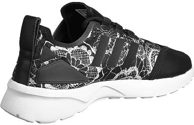online store a754c 39eb5 adidas ZX Flux ADV Verve, Baskets Basses Femme