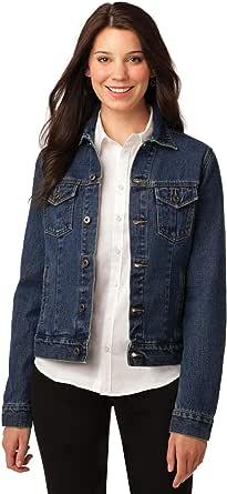 Port Authority Women's Denim Jacket