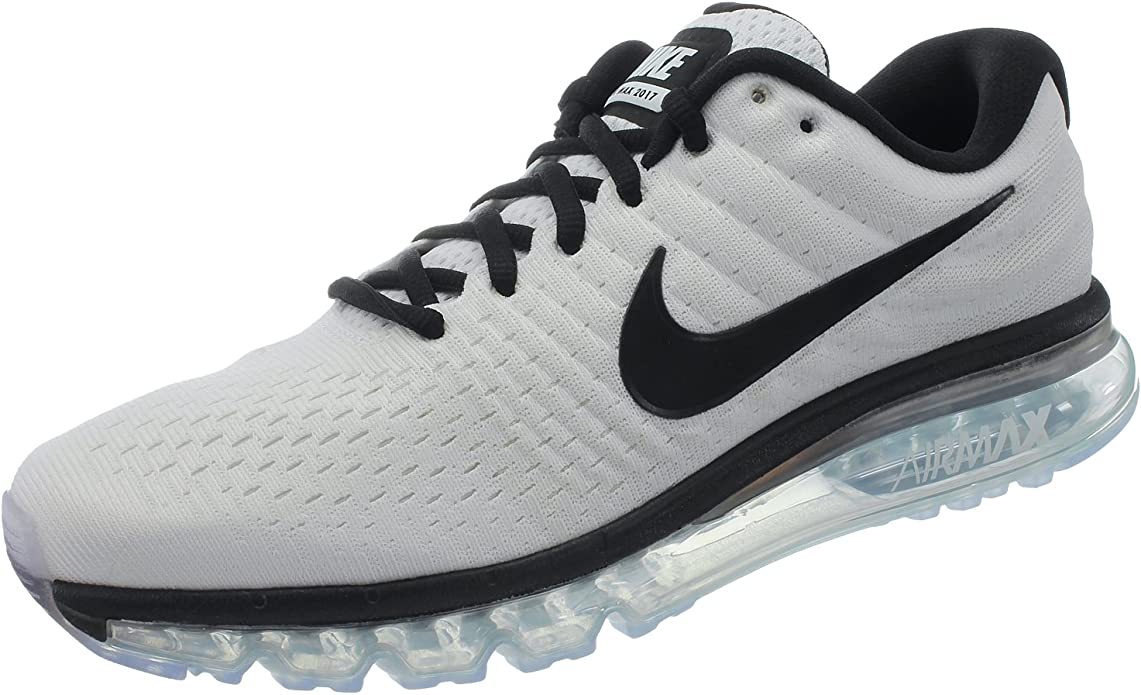 Nike Air MAX 2017, Zapatos para Correr para Hombre: Amazon.es: Zapatos y complementos