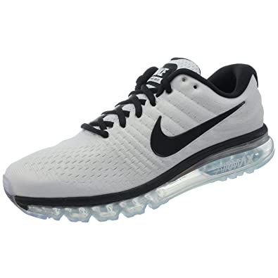 Amazon.com | NIKE Air Max 2017-849559105 - Color White - Size: 10.5 |  Running